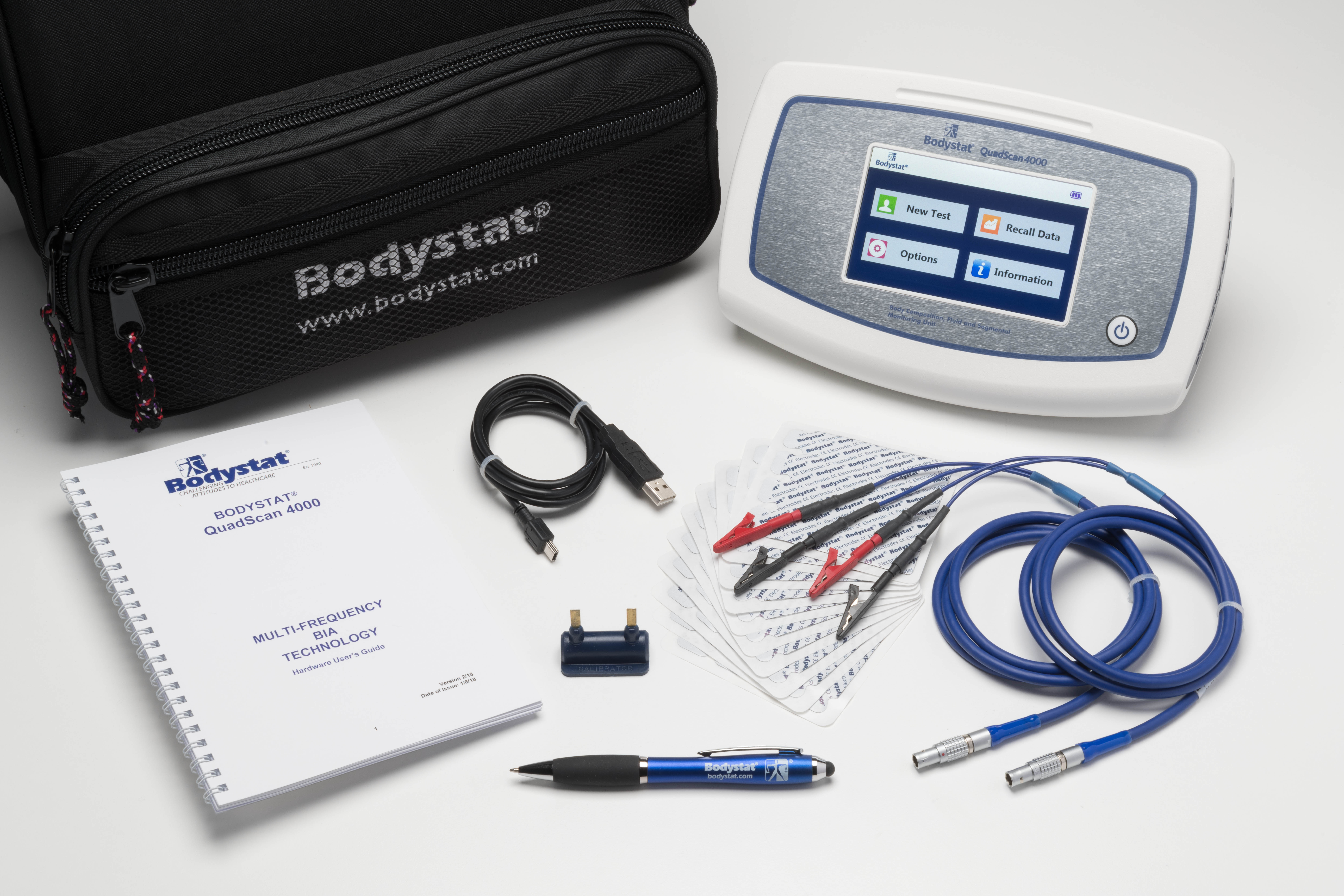 BODYSTAT QUADSCAN 4000 Touch